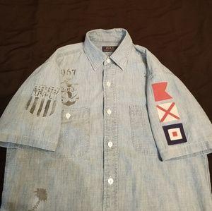 Polo by Ralph Lauren Shirts - POLO Ralph Lauren Denim button down
